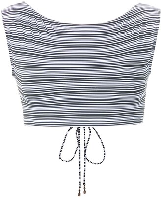 Track & Field Rede bikini top