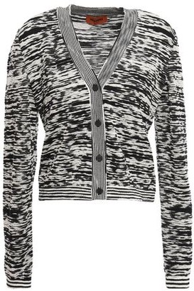 Missoni Marled Wool-blend Cardigan