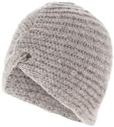 Ichi TILLY Hat grey melange