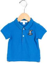 Burberry Boys' Short Sleeve Polo