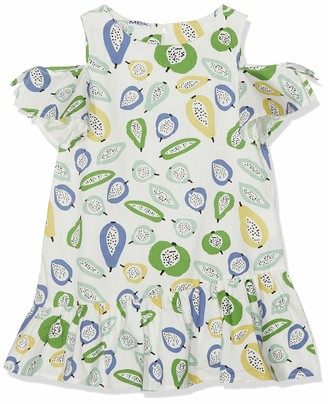 MEK Baby Girls Abito POP Fantasia Manica Aletta Dress