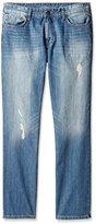 Calvin Klein Jeans Men's 30 Inseam Slim Straight Jean