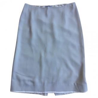 Prada Ecru Skirt for Women
