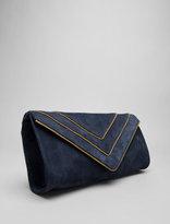 J.J. Winters Zippers Envelope Clutch