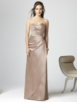 Dessy Collection 2851 Dress in Topaz