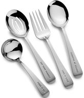 Towle Dining Expressions Collection 4-pc. 18/10 Stainless Steel Hostess Set