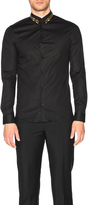 Versace Studded Collar Trend Shirt