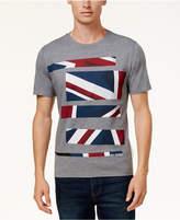 Ben Sherman Men's Slim-Fit Graphic Print T-Shirt