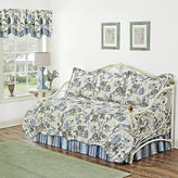Waverly Charleston Chirp Larkspur 5-pc. Reversible Daybed Cover Set