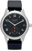 Nomos Glashütte Club Neomatik Atlantic 37mm