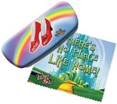 Spoontiques Wizard of Oz Ruby Slippers Reading Glasses Case and Lens Cloth