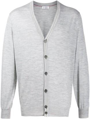 Brunello Cucinelli button-up cardigan