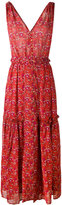 Ulla Johnson floral print flared dress - women - Silk - 2