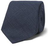 Brunello Cucinelli 7cm Linen, Wool And Silk-blend Tie