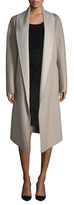 Escada Wool Shawl Coat