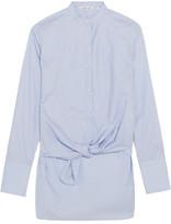 Helmut Lang Striped Cotton Shirt - small