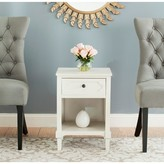 Safavieh Brenna Side Table White