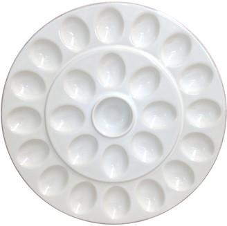 Casafina Ceramic Egg Platter