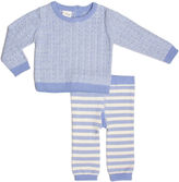 Cuddl Duds Boys 2-pc. Pant Set-Baby
