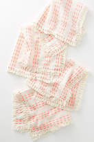 Anthropologie Yarn-Dyed Napkin Set