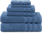 Martex 6-pc. Egyptian Cotton Bath Towel Set