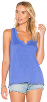 Feel The Piece Milano Tank in Blue. - size M/L (also in XS/S)