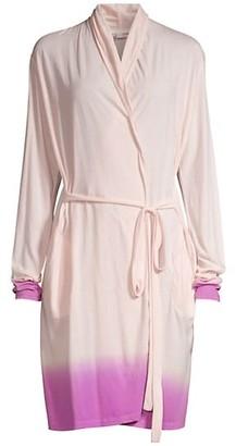 Skin Ombre Organic Pima Cotton Robe