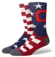 Stance Cleveland Indians Brigade Socks