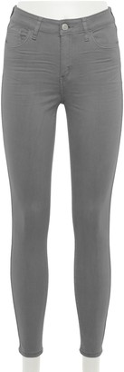 So Juniors' High-Rise Twill Jeggings