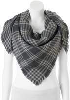 Candies Candie's® Plaid Triangle Scarf