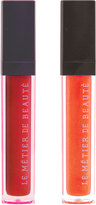 LeMetier de Beaute Le Metier de Beaute Limited-Edition Sheer Brilliance Lip Gloss, Orange Juiced
