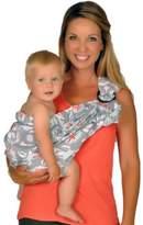 Balboa Baby Dr. Sears Original Adjustable Baby Sling in Grey Dahlia