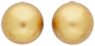 Monies Jewellery Gold Callao Earrings