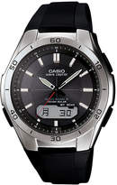 Casio Wave Ceptor Atomic Mens Digital/Analog Watch WVAM640-1A