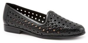 Trotters Liz Open Weave Slip On Women's Shoes