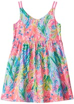 Lilly Pulitzer Rue Dress Girl's Dress