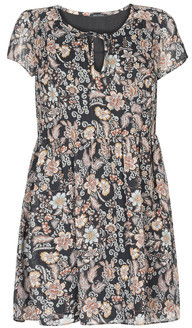 Ikks BQ30145-03 women's Dress in Multicolour