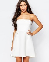 Oh My Love Bandeau Prom Dress