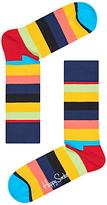 Happy Socks Stripe Socks, One Size, Pastel