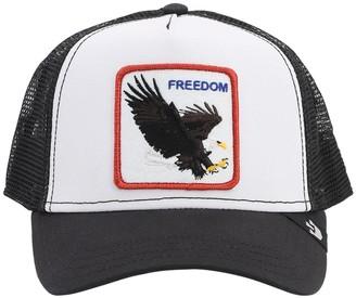 Goorin Bros. Freedom Eagle Patch Baseball Hat