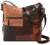 The Sak Sanibel Leather 2-Tone Bucket Bag