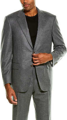 Canali 2Pc Wool Suit