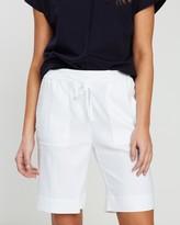 Sportscraft Rosa Linen Shorts
