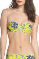 Diane von Furstenberg Strapless Bikini Top