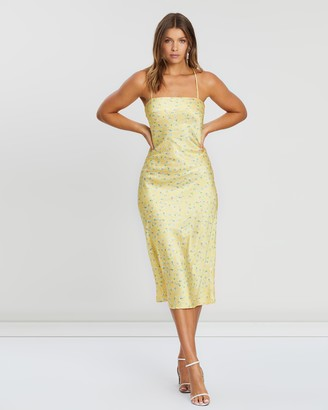 Atmos & Here Cassey Midi Dress