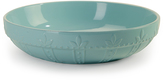 Signature Housewares Aqua 12'' Sorrento Pasta Bowl