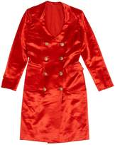 Ungaro Red Silk Coats