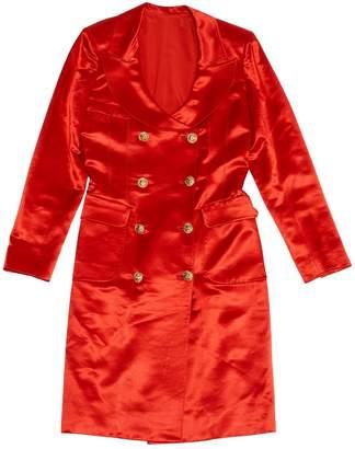 Ungaro Red Silk Coats