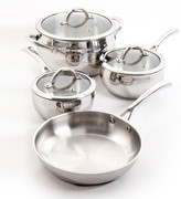 Oster Derrick 7 Piece Stainless Steel Cookware Set