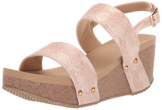 Volatile Women's SUMMERLOVE Wedge Sandal
